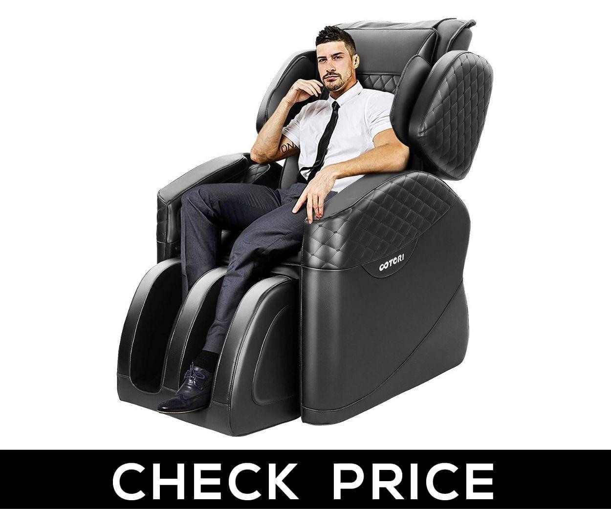 .TinyCooper - Best Zero Gravity Massage Chair under $1000