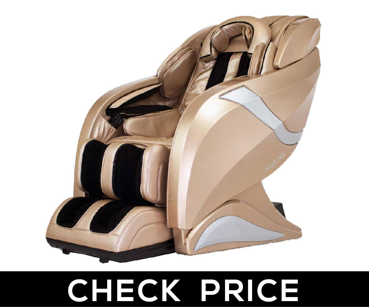 3D Kahuna Exquisite Rhythmic Massage Chair Hubot HM-078
