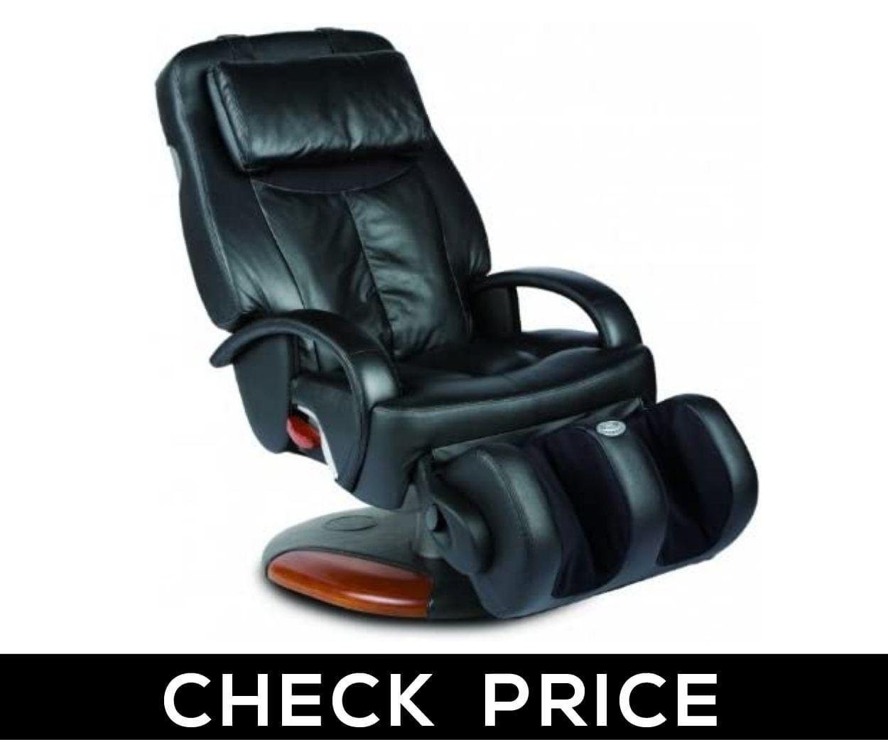 Human Touch 275 - Best Swivel Massage Chair