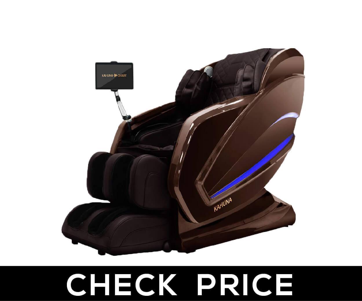 Exquisite Rhythmic HSL-Track Kahuna Massage Chair, HM-Kappa: