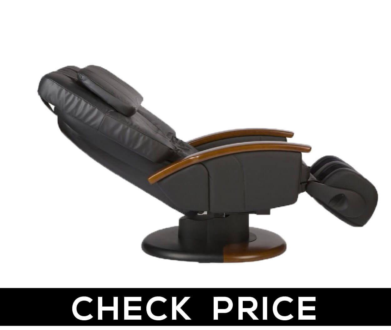 Human Touch HT-135 – Best Leather Recliner Massage Chair