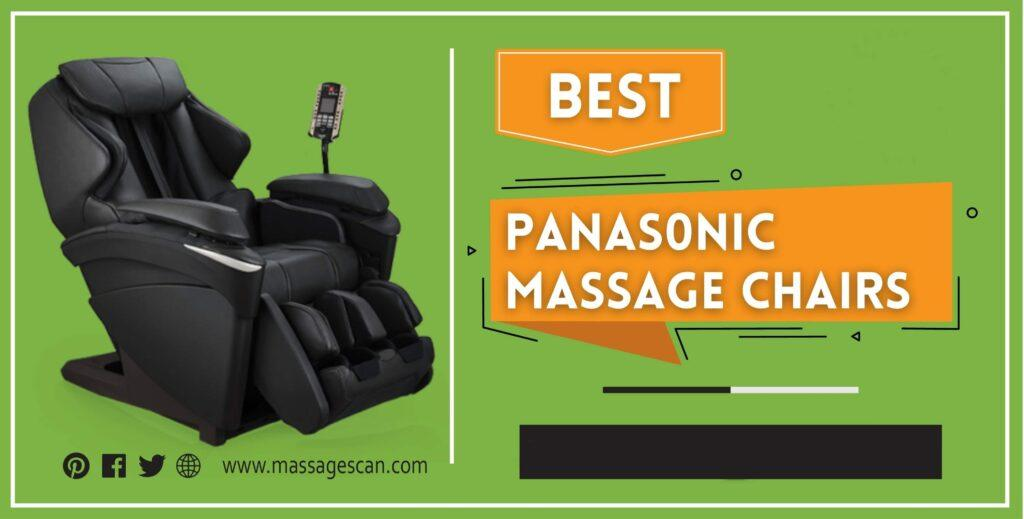 Best Panasonic Massage Chairs